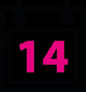 14 Tage Rückgaberecht
